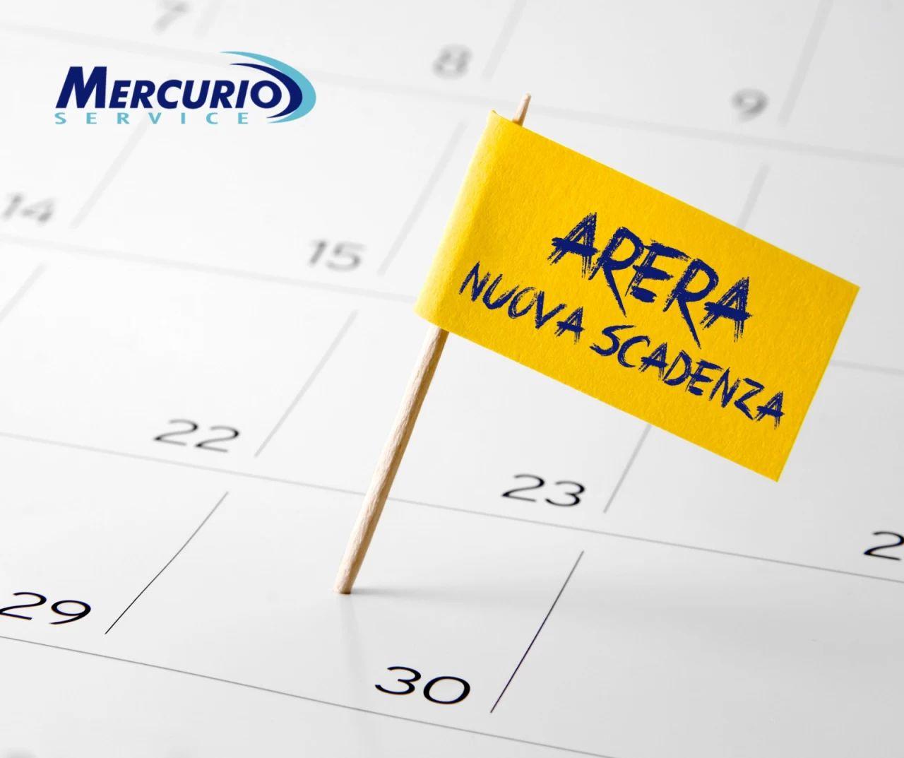 Deliberazione ARERA n. 299/2020/R/rif