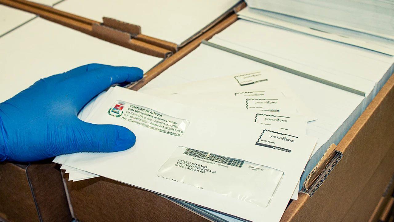 L'Azienda Mercurio Service garantisce un perfetto servizio stampa e imbustamento